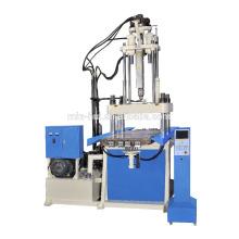 Machine à moulage par injection à double machine à glisser à basse vitesse