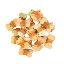 wholesale bulk dog chicken biscuits dog snack pet food treats