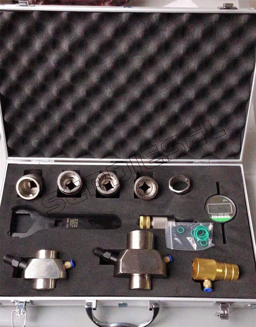 Sdt25 Injector Disassembling Measuring Repair Tools For CUMMINS Isg B
