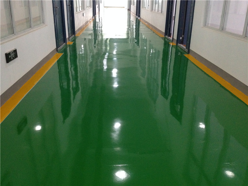 Epoxy Self Leveling School Floor Paint
