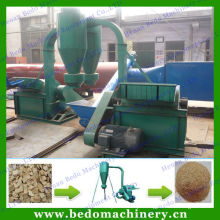 Pó de madeira que pulveriza a máquina / máquina de esmagamento de madeira