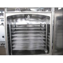 Secador de vácuo quadrado Ss para produtos alimentares, farmacêuticos e químicos
