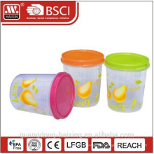 Kunststoff Lunchbox, Haushaltswaren (3,4 L)