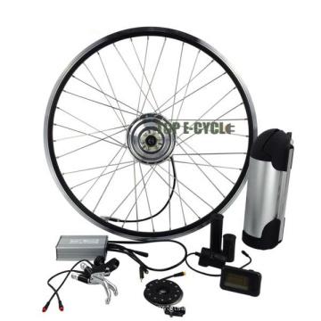 лучшие продажи дешевой цене высокого диапазона 350W электрический набор преобразования велосипеда Китай
