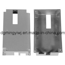 Aluminum Alloy Die Casting (AL9086) with CNC Machining Treatment Made in Chinese Factory