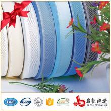 Bande élastique attrayante jacquard polyester étroite élastique