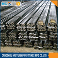 30kg railway steel rail 55Q Q235