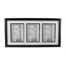 Black with Golden Line Frame for Home Decoration