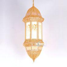 Lámparas colgantes de estilo marroquí lámparas baratas para la iluminación del hogar LT- 042