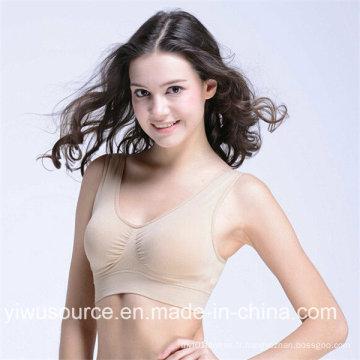 Sous-vêtements sexy à double couche sans cosmétiques sexy (FG5855-1)