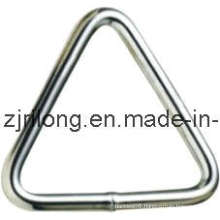 Steel /Stain Less Steel Triangle Ring Dr-Z0039