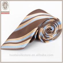 Lanas de la marca de fábrica de la alta calidad al por mayor que forran los lazos de seda italianos