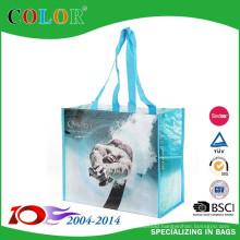 laminated RPET tote bag