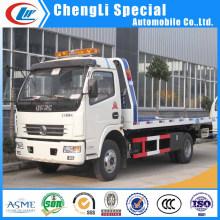 4*2 Dongfeng Wrecker Trucks 6wheel Dongfeng Wrecker Tow Trucks