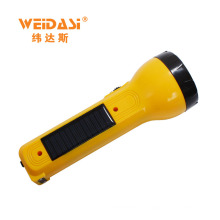 Night Vision Fleshlight Solar Power Charger Flashlight for Promotion