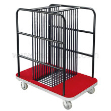 Hotel Mobile Glass Turntable Collection Trolleys (DE21)