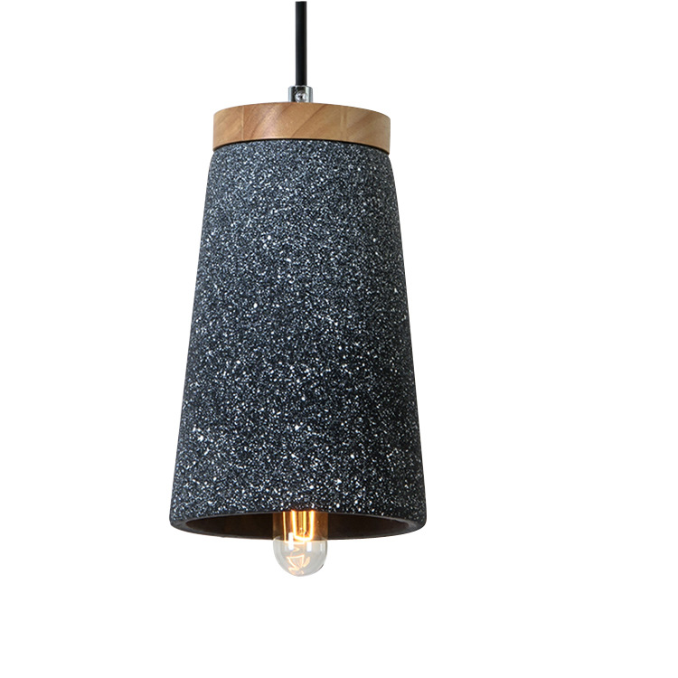 Concrete Decorative Pendant Lamp