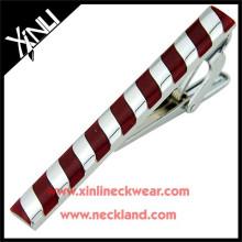 Custom Stainless Bus Metal Tie Clip