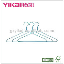 Вешалки для металлической проволоки с полиэтиленовым покрытием для прачечной