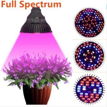 Full Spectrum 30W 50W 80W LED wachsen Lichter E27 Gartenbau Garten Blühende Hydroponik Gemüse Pflanze Lampen