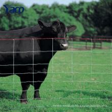 2.5mm 4ft 5ft 6ft 8ft höhe Weidezaun ziege landwirtschaft grassland billig feld zaun