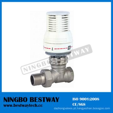 Fábrica direta de válvula de radiador elétrico de melhor desempenho (BW-R04)