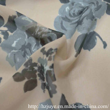 Polyester Stretch Chiffon Printing for Garments