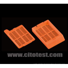 Cassettes de traitement et d'enrobage des tissus (31050106)