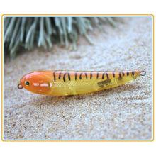 Pll002 6CM 10Gsnake crayon en plastique appât pêche leurre crayon