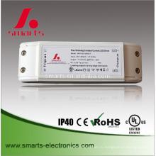 ул перечисленный CE 18вт 10-20В драйвера 900ма триак dimmable вел панель/лампочка
