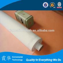 Impressão personalizada saco de couro branco 120t