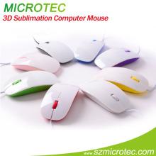Hot Product 3D Sublimation Computer Mouse