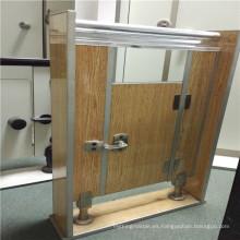 Paneles de puerta de panal de aluminio con aspecto de piedra Paneles de paneles de paneles ignífugos
