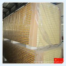 Heat Preservation Fireproof Rigid Polyurethane Sandwich Panel