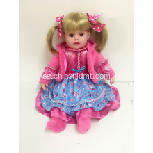 "Vinilo Doll de 16 ""Rose Red Dress Stand"