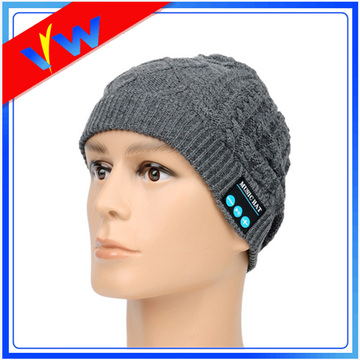 Venta por mayor acrílico Bluetooth gorro