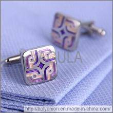 VAGULA manchette luxe Silver Cufflinks (Hlk31727)