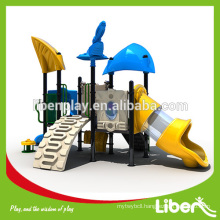 Multifunction Outdoor Children Entertainment Playground LE.FF.008