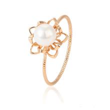 15430 Fashion jewelry modern design noble 18k gold finger ring