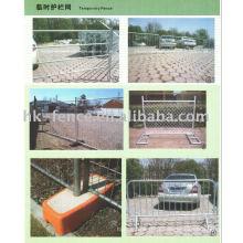 Clôture temporaire de haute qualité / clôture de location / clôture en métal