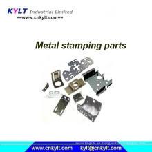 Parte de perforación de estampado de metal