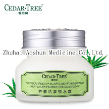 Crema de Agua 100% Natural Aloe Vera