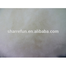 Dehaired and carded chinese lamb wool natural white with factory price