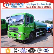 Caminhão do bowser da água de Dongfeng 12000Liter para a venda