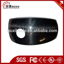 Customized high precision carbon glass CNC milling Machining , carbon glass milled part