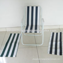 Picnic Chair ,Folding camping chair with armrest,beach chair