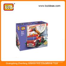 LOZ 2 in 1 Auto Baustein Spielzeug