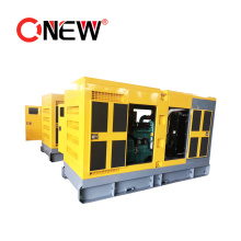 Dongfeng Deutz 500 kVA Soundproof Three Phase Diesel Trailer Type Genset Gas Turbine Electric Generator Price