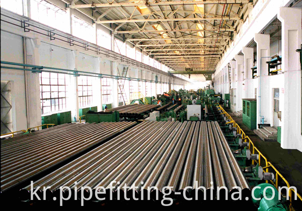 steel pipe company