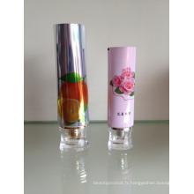 ABL Tube Flexible avec couvercle acrylique pour l'emballage cosmétique